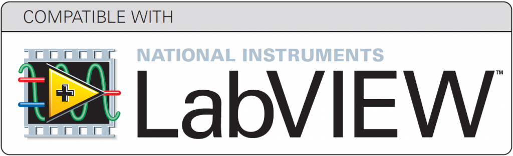 Compatible with LabVIEW Icon